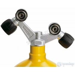 Вентили T.A.G.-вентиль 230 или 300 бар Aqua Lung