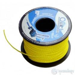 Линь Omer DYNEEMA, желтый (нагрузка 260 кг)