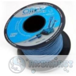 Линь Omer Dyneema  1,7 мм (110 кг) синий