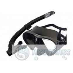 Комплект маска+трубка Atlantis Barracuda
