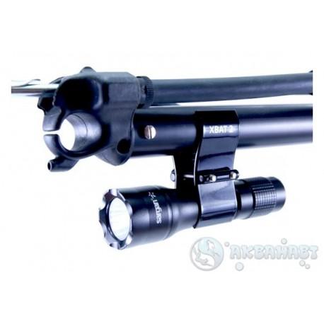 Крепление SARGAN для фонарей Хват 2 к пневматическим ружьям