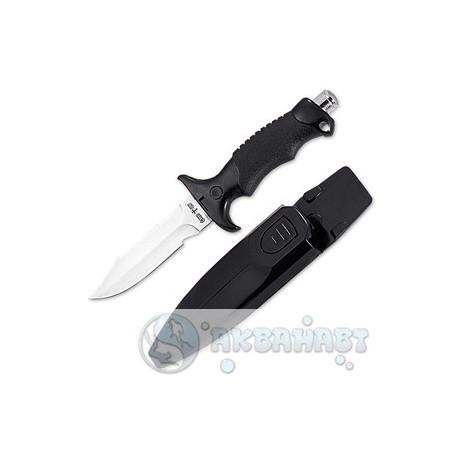 GRANDWAY Нож SS40 (N40) черный с молотом
