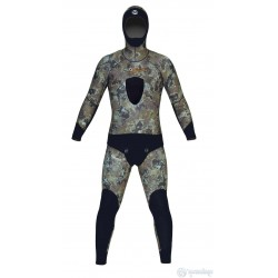 Гидрокостюм AquaDiscovery АТАМАН camo ultrastretch