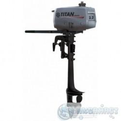 Мотор 2-х тактный Titan TP2.2