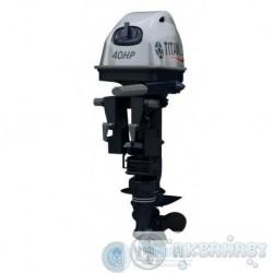 Мотор 2-х тактный Titan TP 40 AERTS/AERTL