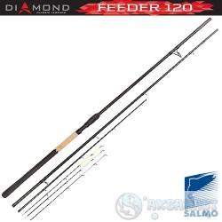 Удилище фидер. Salmo Diamond FEEDER 120 3.90
