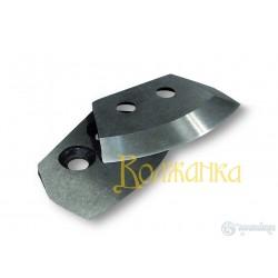 Ножи НЕРО полукруглые 110 мм.