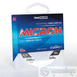 Леска моно. Team Salmo MICRON 050/006