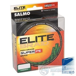 Шнур Salmo Elite BRAID Green 091/011