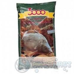 Прикормка Sensas 3000 CARP Extra Grosse 1кг