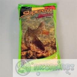 Прикормка Mondial-F Supermix CARP Yellow 1кг
