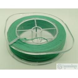 Линь SUBVENATOR Линь Dyneema зеленая 1,0 мм 71кг